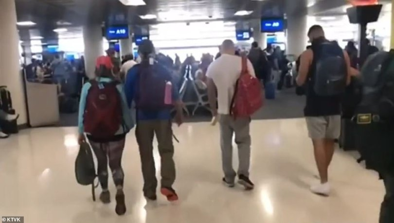 PHOENIX: Some passengers said they weren't even aware of the CDC's recommendations while others said they planned to travel nonetheless