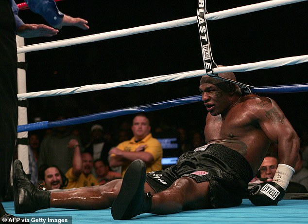 But should boxing question whether it is right for two men in their fifties to enter the ring?