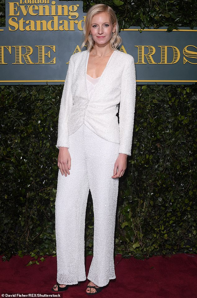 Fashion designer Savannah Miller, pictured at the Evening Standard Theater Awards in 2017, appealed to residents of the Cotswolds after negotiations over her home stalled