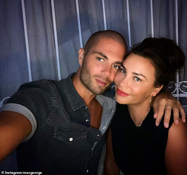 True love: Strictly's Max George has revealed that he is ready to settle down with his partner Stacey Giggs after they reunited following his stint on the hit BBC dance contest