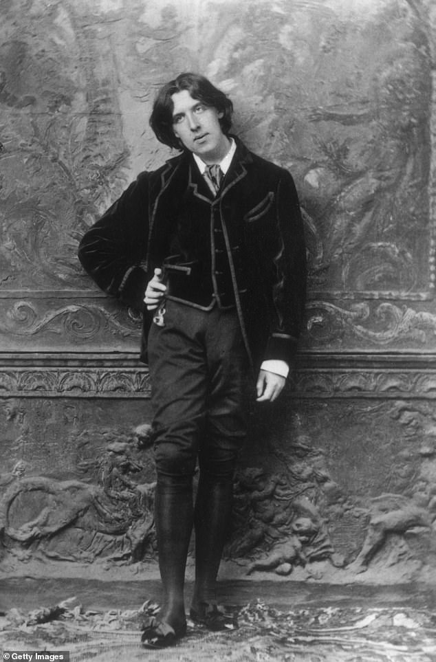 Oscar Wilde was included because of his uncle's interest in the slave trade, even though the research noted there was no evidence the acclaimed Irish writer inherited any of the money