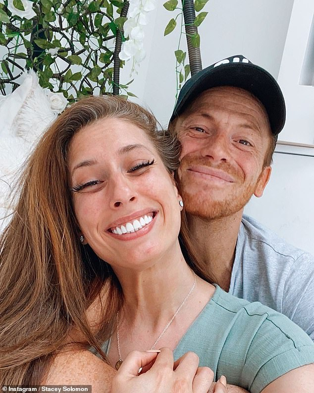 Stacey Solomon makes VERY intimate confession about her sex life with partner Joe Swash
