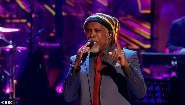 Oh dear! Billy Ocean's performance on Sunday night's Strictly Come Dancing results show didn't go down too well with viewers