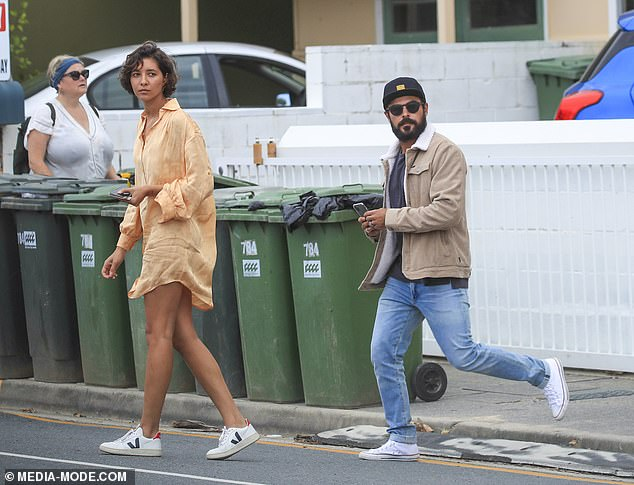 Over already? Zac Efron's relationship with his Australian girlfriend Vanessa Valladares is said to be on the rocks after four months of dating. The pair are pictured together in October