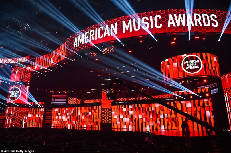 Big night:Though the pandemic has made it a unique year, 2020 American Music Award's host Taraji P. Henson promised everyone an 'electrifying night of music' with the ceremony
