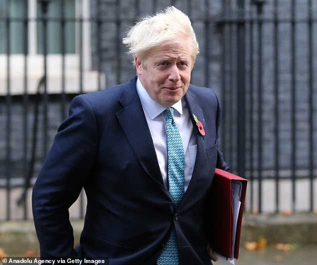 Boris Johnson had stuck his neck out to save her from the sack last week after she was found to have bullied civil servants