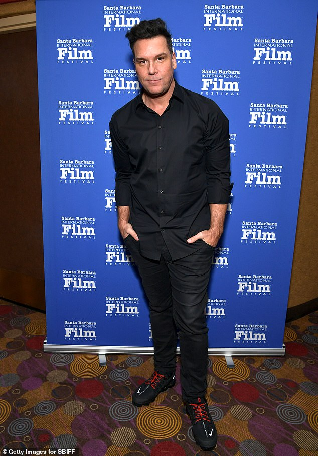 Big fan: Dane Cook has revealed he might be taking a guest hosting role on Jeopardy! following the passing of Alex Trebeck earlier this month