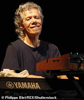 Jazz legend Chick Corea recieved two nominations