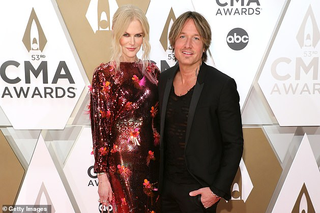 Private chef, a personalised butler and rustic furnishings: Nicole Kidman and Keith Urban splashed out on luxury lodgings throughout their stay in Byron Bay, renting out a Spanish-style 'eco-mansion' called 'The Range' in Coopers Shoot