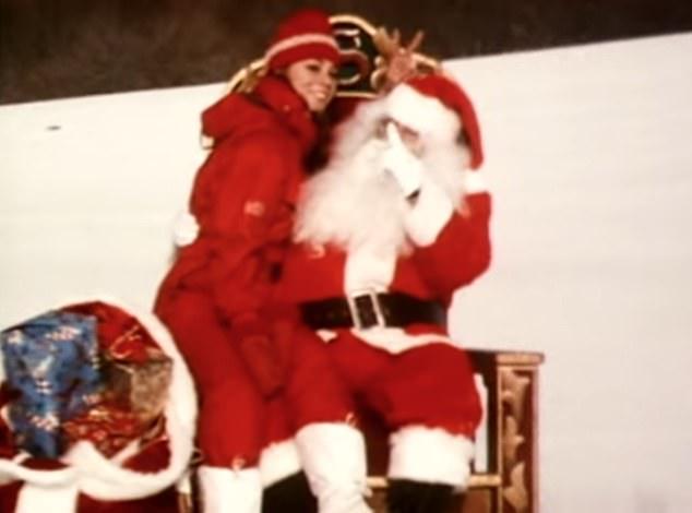 Reina de la Navidad: viene después de que su éxito de temporada de 1994 All I Want for Christmas Is You regresara al Billboard Hot 100 en el puesto 29 esta semana.