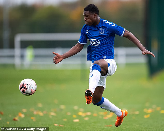 Bayern Munich and Juventus have shown concrete interest in signing Everton's Thierry Small