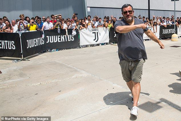 Ibrahimovic's agent, Mino Raiola, said that 'FifPro and AC Milan do not have players individual rights'