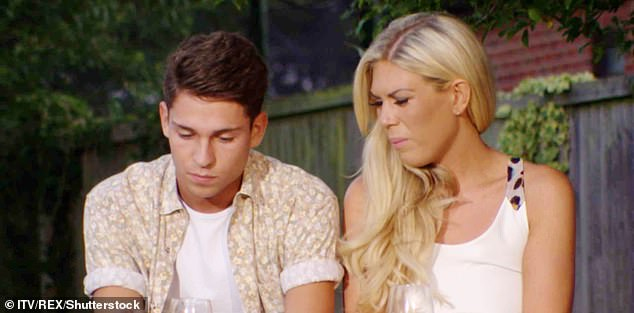 Milestone: Earlier this year, the social media star briefly returned to TOWIE as the ITVBe show marked its 10-year anniversary (pictured with her brother Joey in 2012)