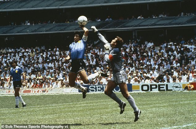 Many will remember him for the 'Hand of God' but the little Argentine was so much more