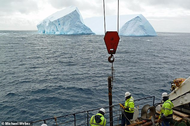 To investigate the mechanisms involved in driving changes in the Antarctic ice sheet the researchers looked at a wide range of geological records, from cores of sediment from the ocean bottom near Antarctica to records of land exposure and past shorelines