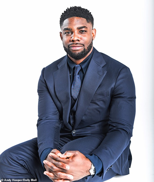 Sportsmail's Micah Richardshas been recognised as one of the most influential black people in British football following his rise as a pundit and columnist