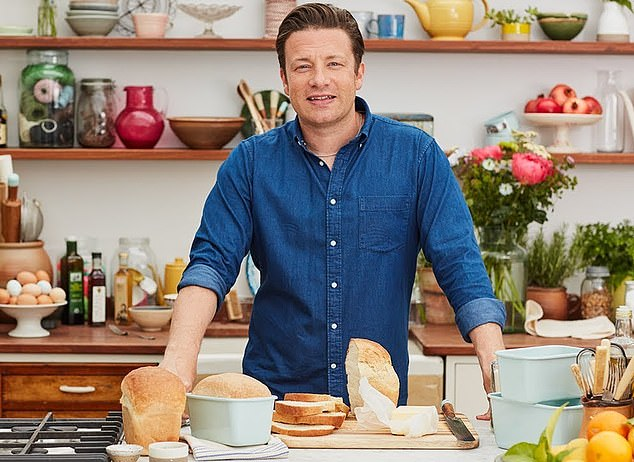 Jamie Oliver (pictured) once told the nation how to 'correctly' scramble an egg usingnothing but butter, cooked until it's frothy
