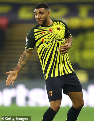 Troy Deeney has also made the players section,named after the late Cyrille Regis