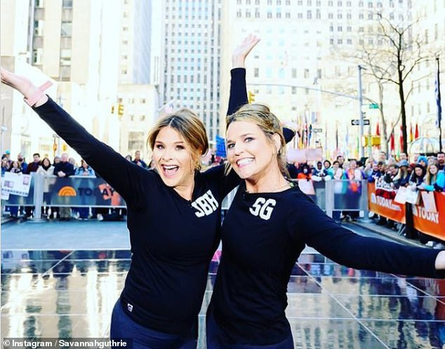 Flashback: Savannah gushed that Jenna 'is the one you want to wear matching shirts with'