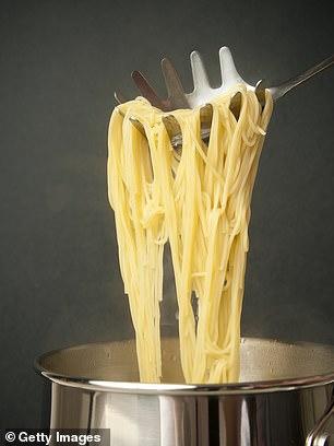 Gordon Ramsay swears he has the recipe for 'perfect pasta' (stock image)