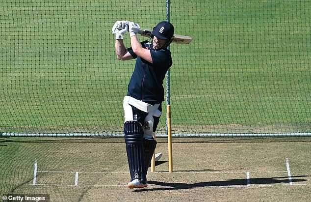 The batsman is delighted with his form and is using his experience to keep things simple