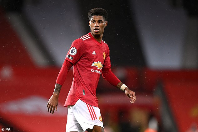 Marcus Rashford will be given a specially-created award after missing out on the BBC's Sports Personality of the Year shortlist