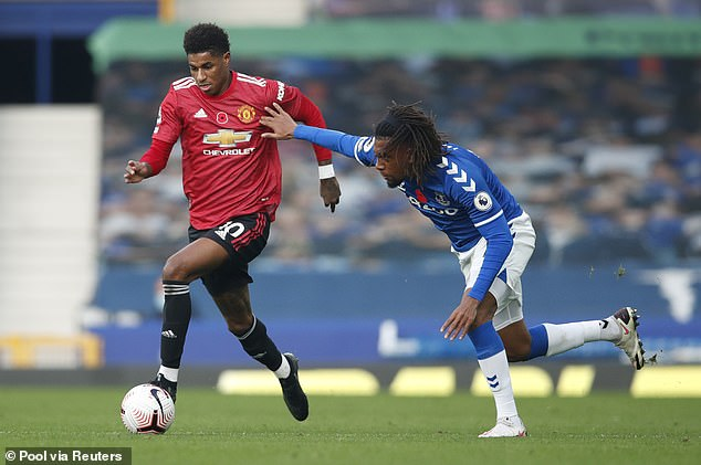 Sportsmail revealed in October that Rashford was set to miss out on the main BBC award