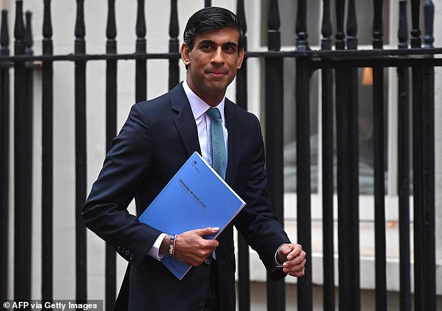 Rishi Sunak said yesterday that he could not justify a 'significant, across-the-board' hike for the public sector
