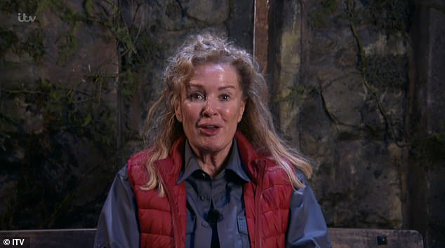 She said what?Beverley Callard left her campmates on I'm A Celebrity lost for words on Wednesday, as she made a cheeky confession about her sex life with husband Jon McEwan