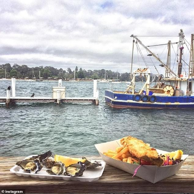 According to travel writer Kirrily Schwarz the grand search is over - before summer has even started - and it isn't just the best fish and chips of the season