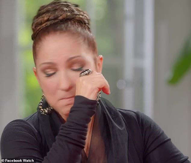 Baring her soul:Gloria Estefan hostessed a grief-themed new Red Table Talk and teared up while talking about the death of her own mother