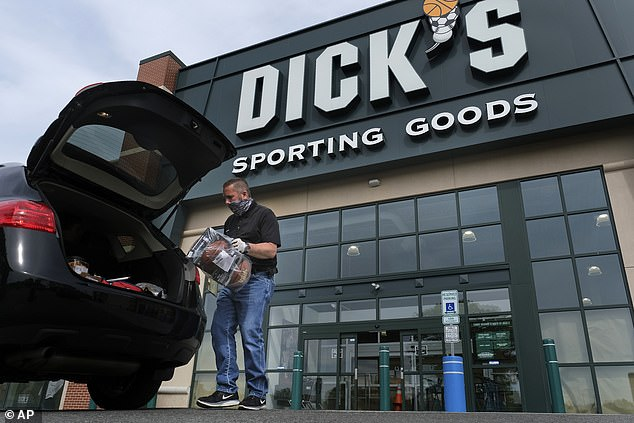 This year, Dick's will be offering its Black Friday deals over a 10-day period, rather than concentrated on a single day
