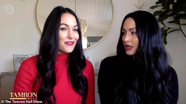 Title run:Brie said that they 'hope' a title run happens sometime in their future, though she acknowledge that WWE chairman Vince McMahon would need to approve