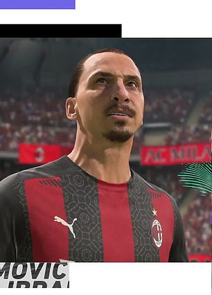 He took issue at his likeness being used on FIFA 21