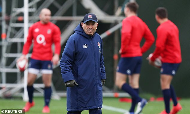 Eddie Jones has left Joe Marler out of the entire squad while Jack Willis is recalled to the bench