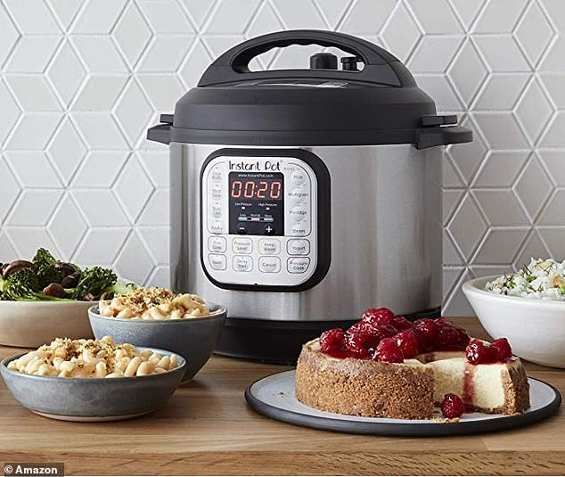 The wildly popular Instant Pot is just £59.99 in Amazon's Black Friday Week event