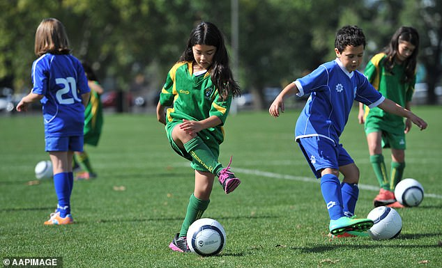 The government has again introduced the Active Kids Vouchers to be used at participating sporting clubs and venues