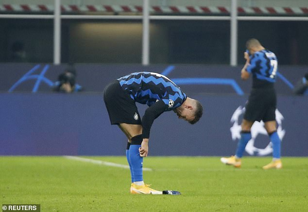 The Serie A giants need a minor miracle after failing to win any of their first four matches