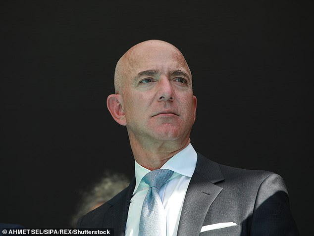 Amazon CEO Jeff Bezosadded in incredible $70.7 billion to his wealth since mid-March