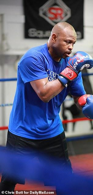 Fellow great Jones Jr will be Tyson's opponent in Saturday's exhibition fight