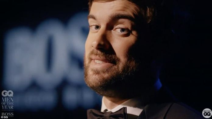 Naughty!Jack Whitehall took a savage swipe at the UK government and their handling of the COVID-19 pandemic as he hosted the 23rd GQ Men Of The Year Awards in association with Hugo Boss