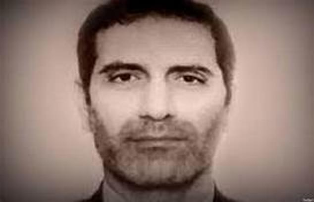 Assadollah Assadi, 48, is said to have worked undercover at the Iranian embassy in Vienna.  He is one of the first diplomats to face terrorism charges