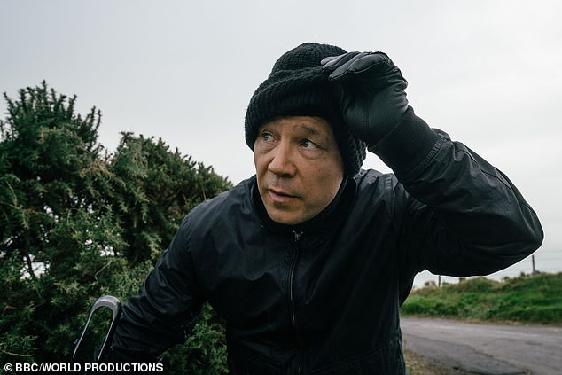 Coming soon: The drama will also star Line Of Duty's Stephen Graham (pictured) who will play a manwith early-onset Alzheimer's