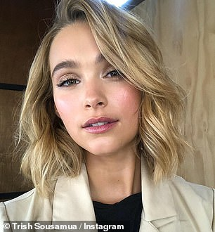 MCoBeauty's new $24 Ultra Stay Flawless Foundation is available at Woolworths, and many are comparing it to the celebrity-loved Luminous Silk product ($100) by Giorgio Armani (pictured)