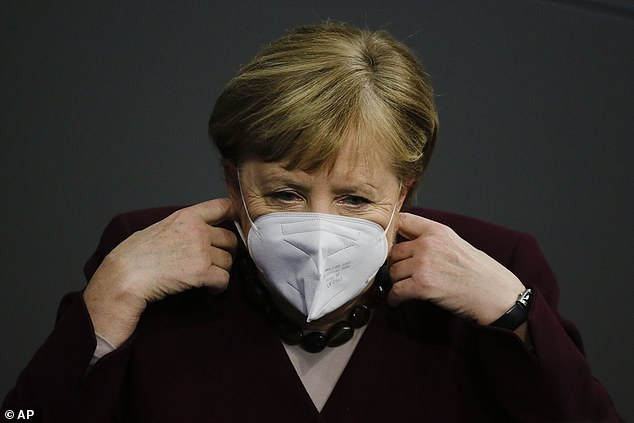 Angela Merkel has announced a new stricter lockdown in Germany in the run-up to Christmas, with the aim of bringing cases down to a point where people can socialise more freely