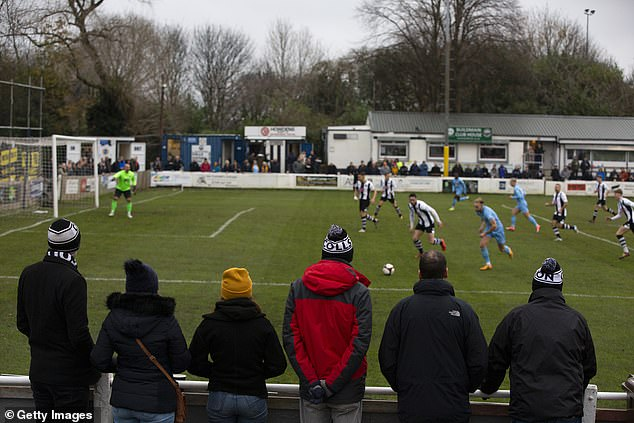 The Northern Premier League, Southern League and Isthmian League will meet on Saturday to decide how to restart their seasons