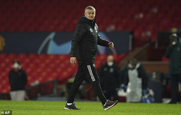 Ole Gunnar Solskjaer admits he does not expect Man United to be busy in the January market