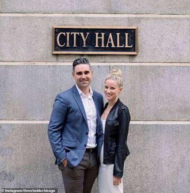 They still do! The couple tied the knot at City Hall on October 1