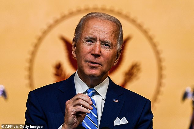 Joe Biden won the popular vote in Pennsylvania, which gives him the state's 20 electoral votes