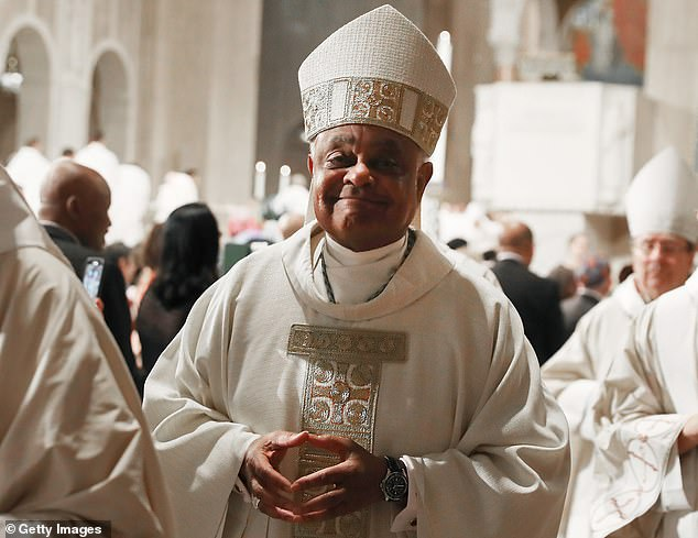 Wilton Gregory has made history as America's first black Cardinal. He was recently nominated to the position by Pope Francis